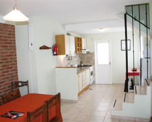 Duplex de dos dormitorios <br>y un baño
